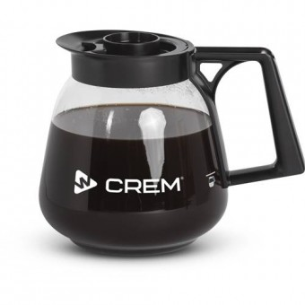 CREM Coffee Queen Glaskanna 1,8 liter